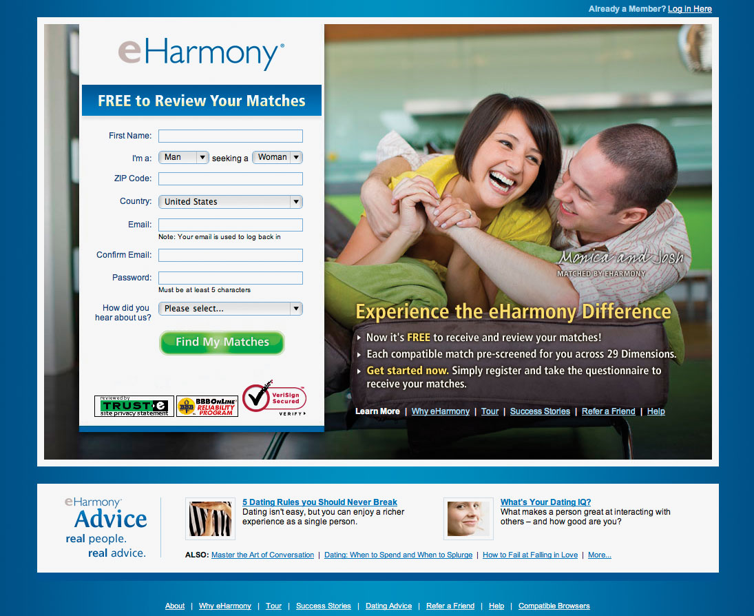 Jan 02,  · When you are a paid member, you can enjoy everything that free account users enjoy plus receive and send unlimited messages, see whether your matches are logged in, view unlimited photos, see who has been to your profile and enjoy eHarmony mobile apps.4/5.